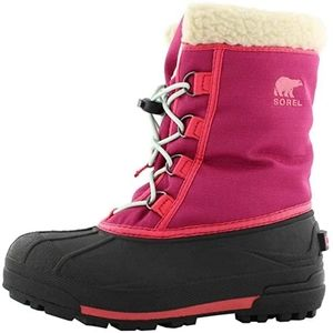 Sorel Youth Girl's Cumberland Pink Winter Boots